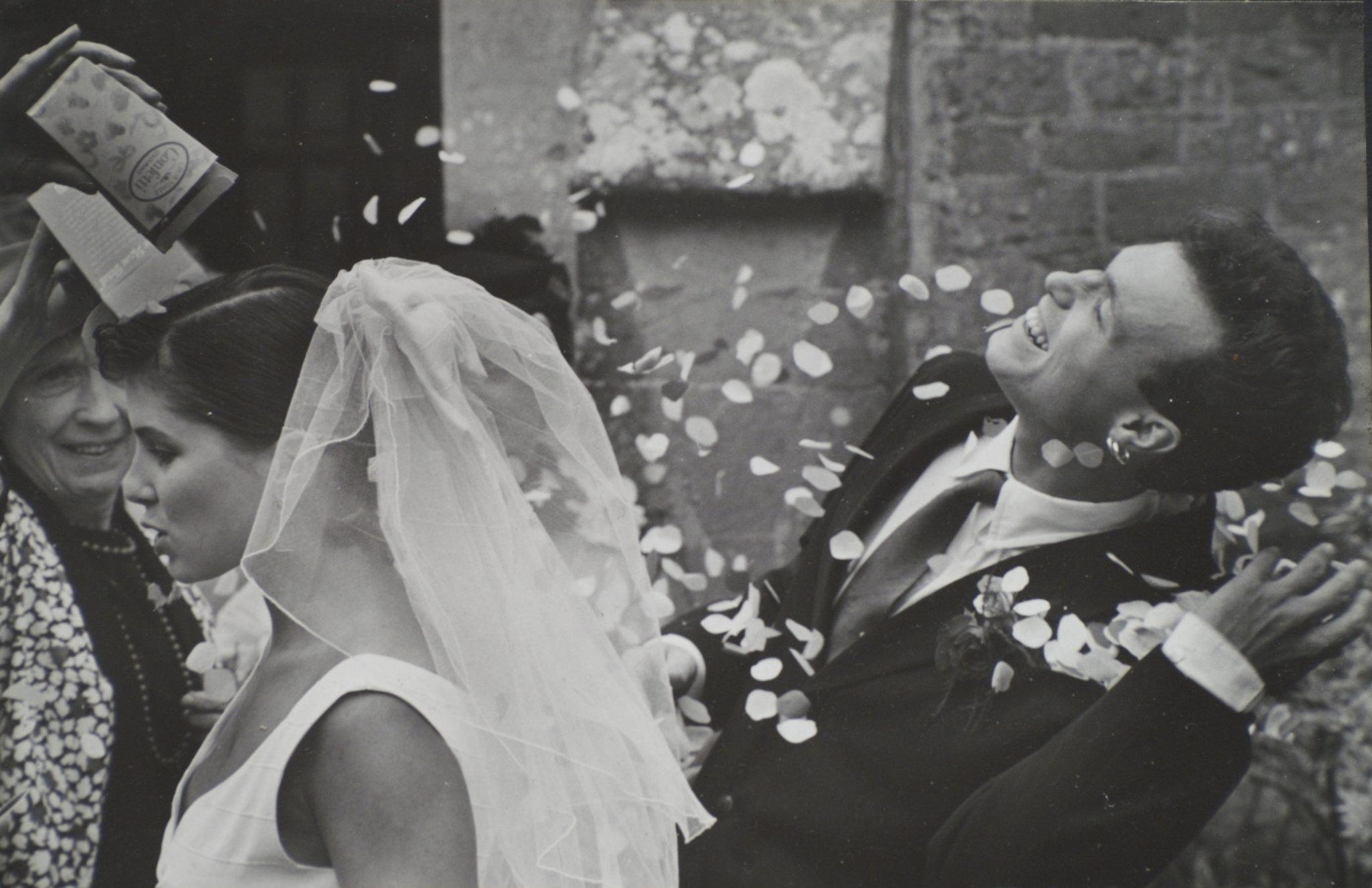 Wedding - Sadie Frost marries Gary Kemp, 1988 © Robert Davidson Photography