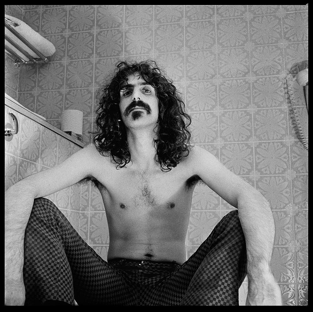 Frank Zappa #3 1967 © Robert Davidson Photography